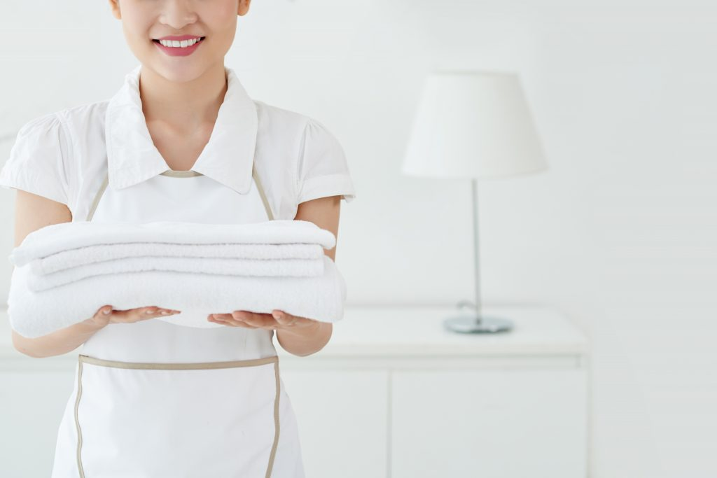 Hire Laundress Staff